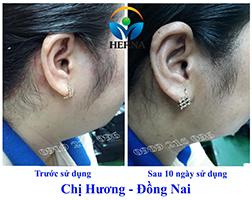 Cảm nhận của chị Hương, Đồng Nai